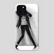 Michael Jackson - Phone Case by Ioanna Kolokotroni