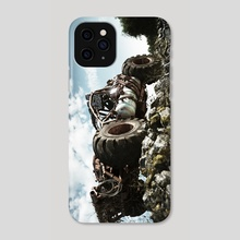 Forest King buggy - Phone Case by Marek Denko
