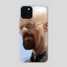 Heisenberg - Phone Case by Priyatham Sri