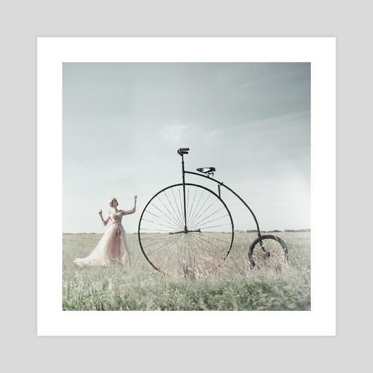 Big world by Jovana Rikalo