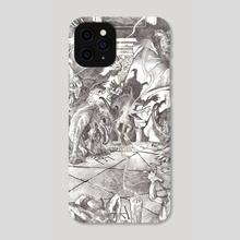 Sorcerer I - Phone Case by Marcelo Sanchez