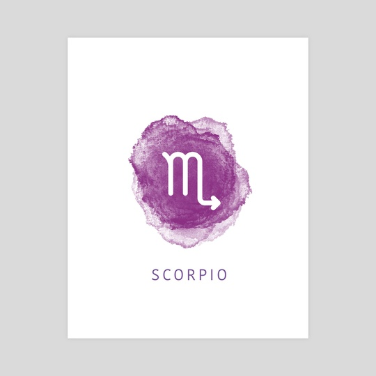 Scorpio by Kenley  Simon