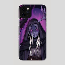 The Cleric - Phone Case by Dani Kruse