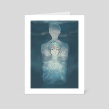 Yuri On Ice - Art Card by hikca
