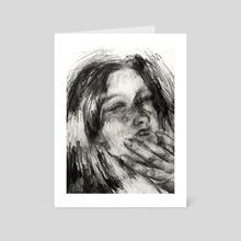 helena - Art Card by kar.artss