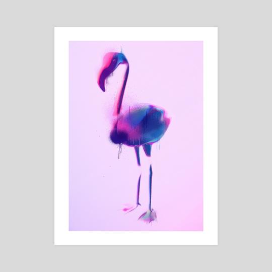 Dreaming of Flamingos by Thiago Desant