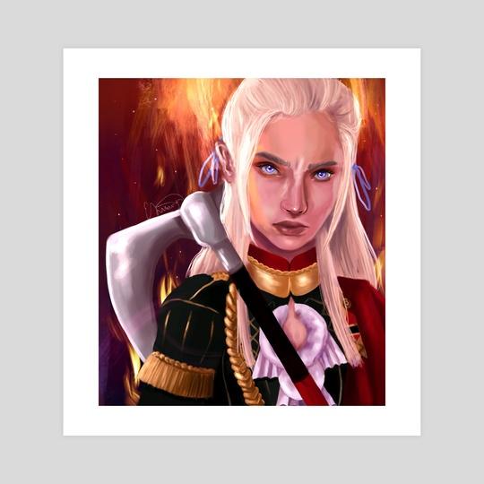 The Empress by Emme Srinivas