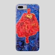 Truth and Justice - Phone Case by Kyle Willis