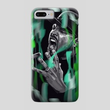 Ice Cube - Phone Case by Dmitry Belov
