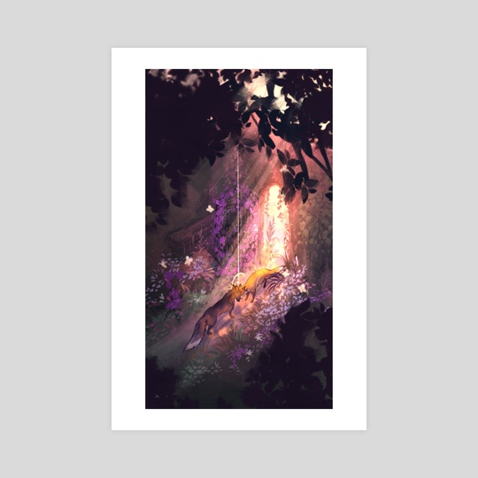 Garden by Marta Stachowiak