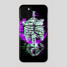 RIBCAGE MMXIX v3 - Phone Case by Tony Kei