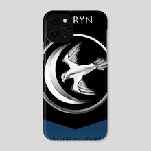 House Arryn - Phone Case by Nikita Abakumov