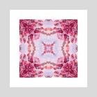 BlossomsStudy  #26 - Art Print by Naima White