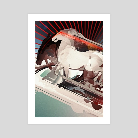 Race to Six Feet Under by Liger Inuzuka