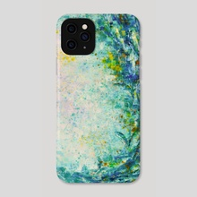 The movement 07 - Phone Case by Sakchai Pongsawat