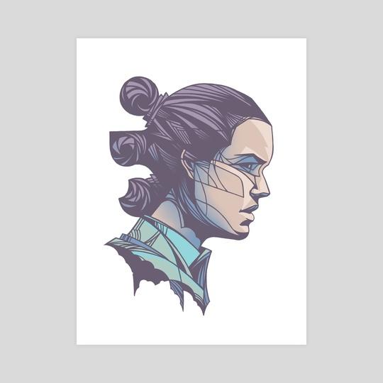 Rey by wwowly