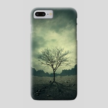 Tree - Phone Case by Tóth Zoltán