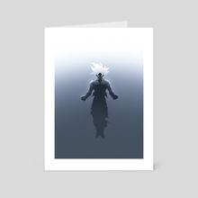 WOKE!  - Art Card by Kode Subject