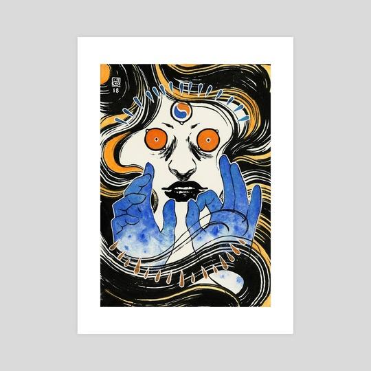 Tide Poddess: The Goddess of Temptation by Carly Janine Mazur