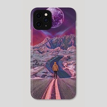 Simulation - Phone Case by Trey Patterson