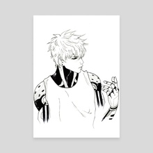 Genos - Canvas by Kao Ll