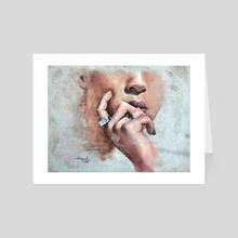 Serenity - Art Card by Rach R