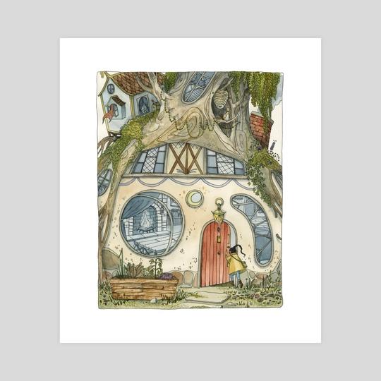 Fenroe's Inn by Jensine Eckwall