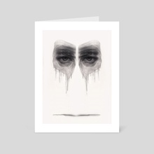 Eye #2 - Art Card by Alexis Somes