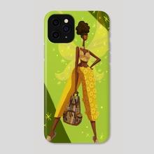 Dessa Fairy - Phone Case by Austin Lord