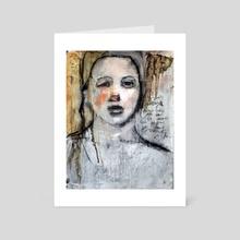 Truth Seeker - Art Card by Misty  Mawn