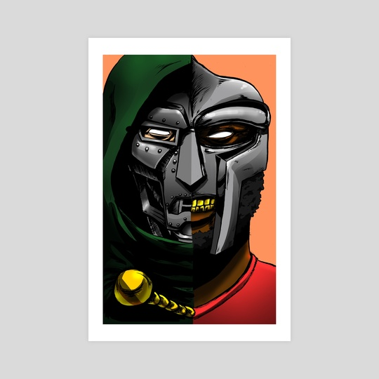 Dr.Viktor Von Doom by Therrious Davis
