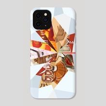 Canadian Mosaic - Phone Case by Clayton Nguyen