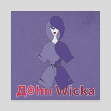 John Wicka - Canvas by Vogdux Sergik