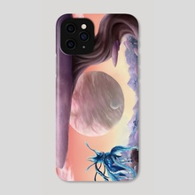 Shroom Planet - Phone Case by Blacktiger5