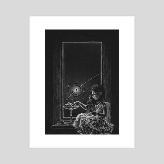 Blackout by Simone fougnier