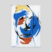Confidence in progress - Canvas by Gabriel Tobón
