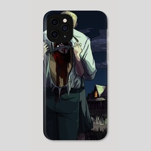 Monster - Phone Case by Errow Collins