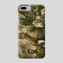 Instigator Gang - Phone Case by Greg Staples