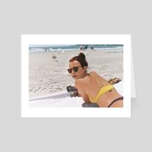 Cass - Art Card by Kailey Barrows
