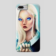 Niffin - Phone Case by vulpinks
