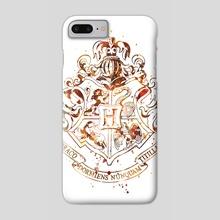 Hogwarts Crest - Phone Case by Monn Print