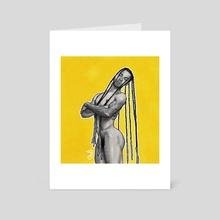 Bambihanna - Art Card by marioabbs