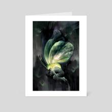metamorphosis - Art Card by Yihyoung Li