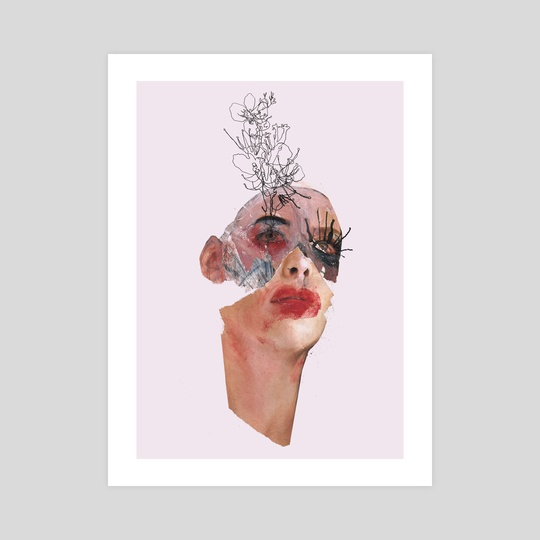 Eye Blossom by Ellie Harper