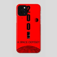 2001 - Phone Case by Eric Sylvester