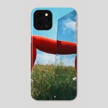 legs - Phone Case by Sergey Fett