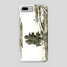 Landscape - 8 - Phone Case by River Han
