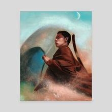 Dune - Canvas by Arthur Haywood