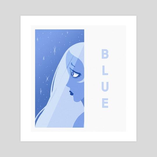 Blue by Sofía Zelaya