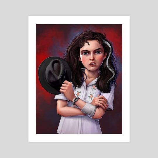 Nightmare Nancy by Roberto Almanza